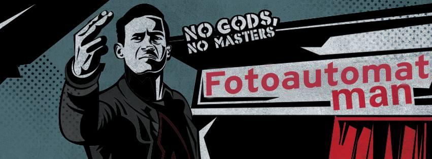 Fotoautomat Man Banner
