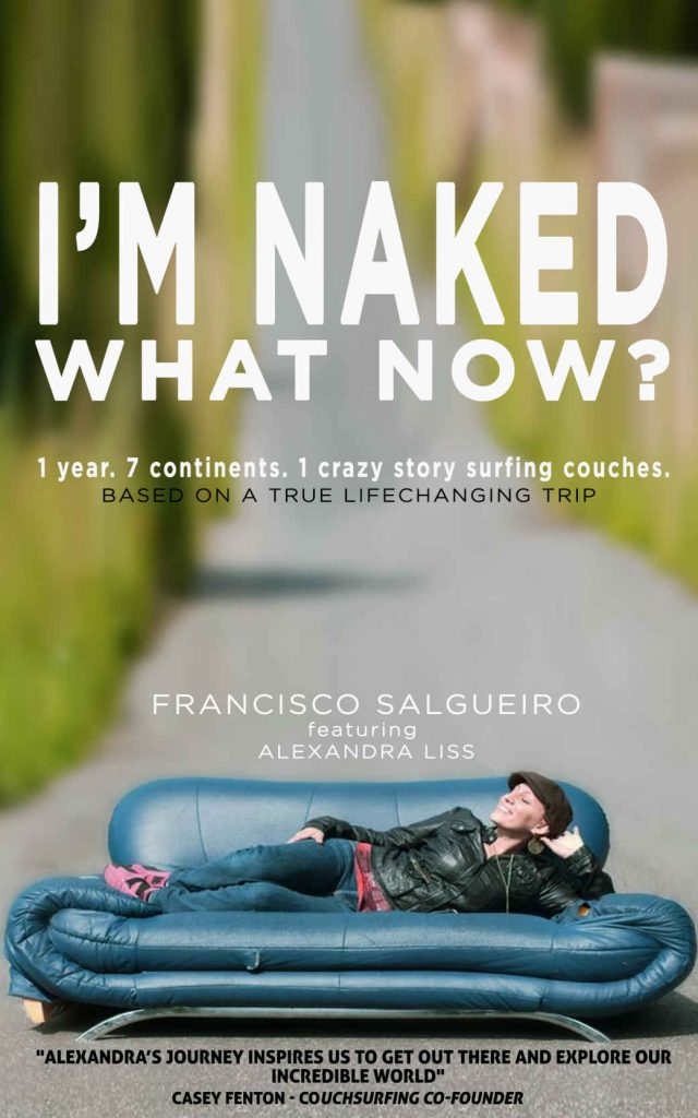 I'm Naked What Now Book Jacket