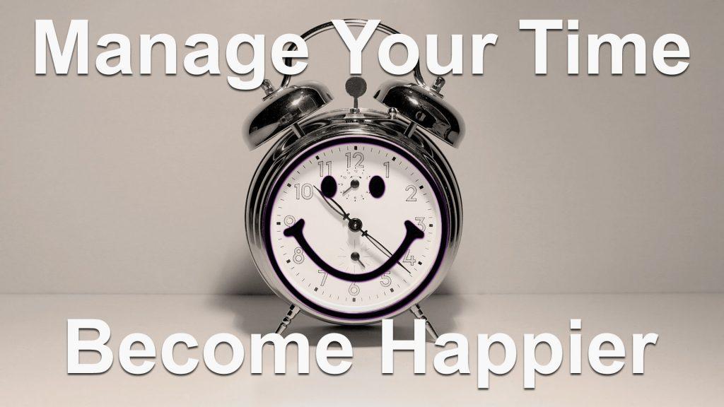 Managing Your Time logo