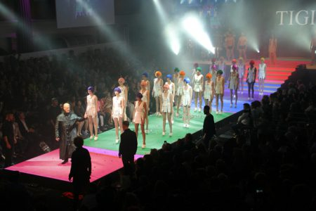 TIGI world release show London
