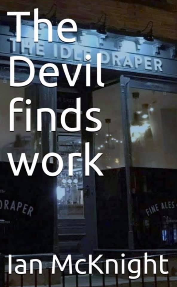 The Devil finds work book Jacket